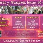 VACACIONES DE VERANO «Hombres y Mujeres hacia el Amor»