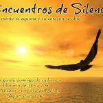ENCUENTROS DE SILENCIO