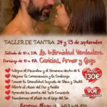 TALLER DE TANTRA «La Intimidad Verdadera» y «Caricias, Amor y Gozo»