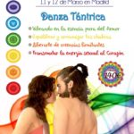 TANTRA DEL CORAZÓN «Danza Tántrica» (11 y 12 de marzo en Tirso de Molina – Madrid)