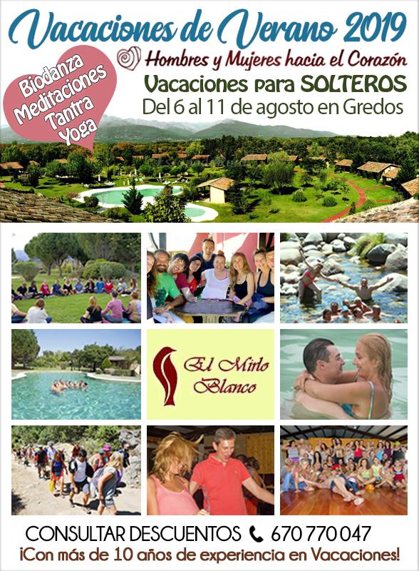 Vacaciones Gredos Agosto