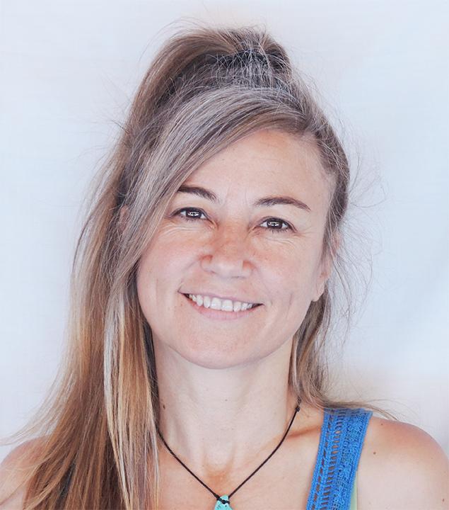 Yolanda González García profesora de tantra en madrid