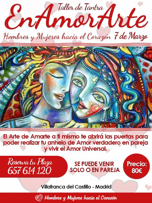 Tantra EnAmorArte 7 marzo