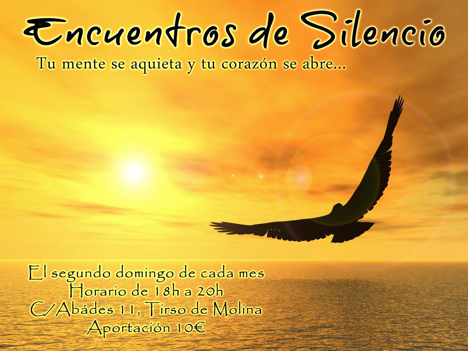 Encuentros Silencio