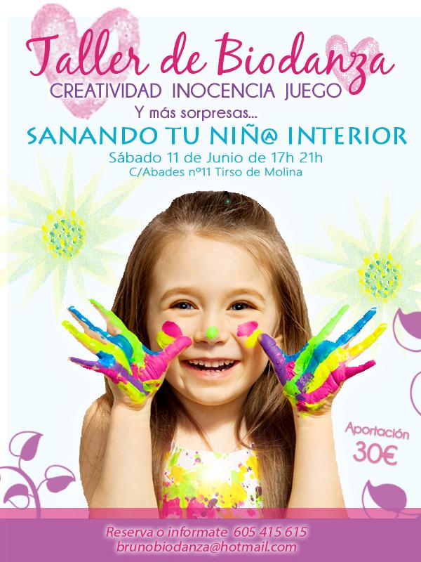 Biodanza Niño Interior 2016 N
